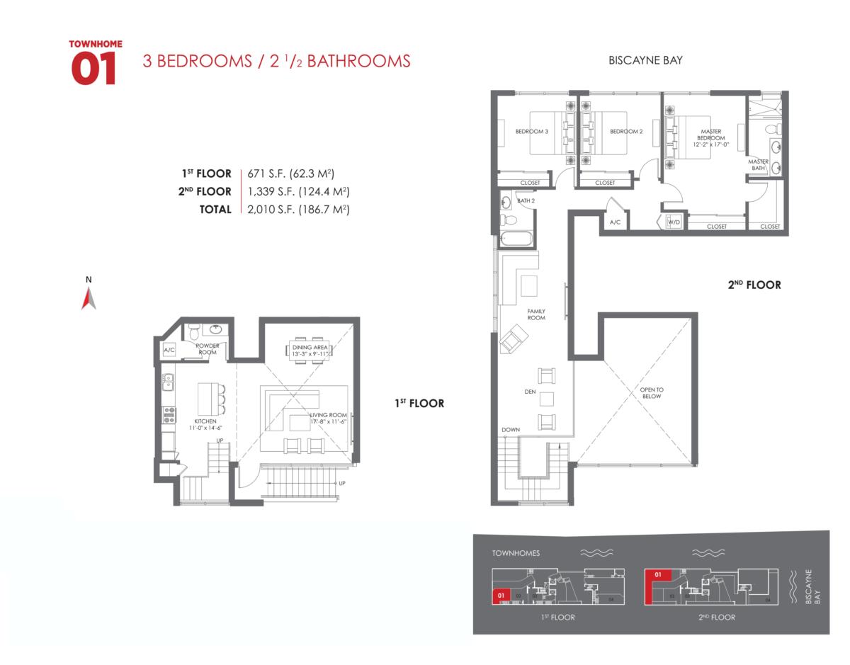 The Crimson Residences - Floorplan 1