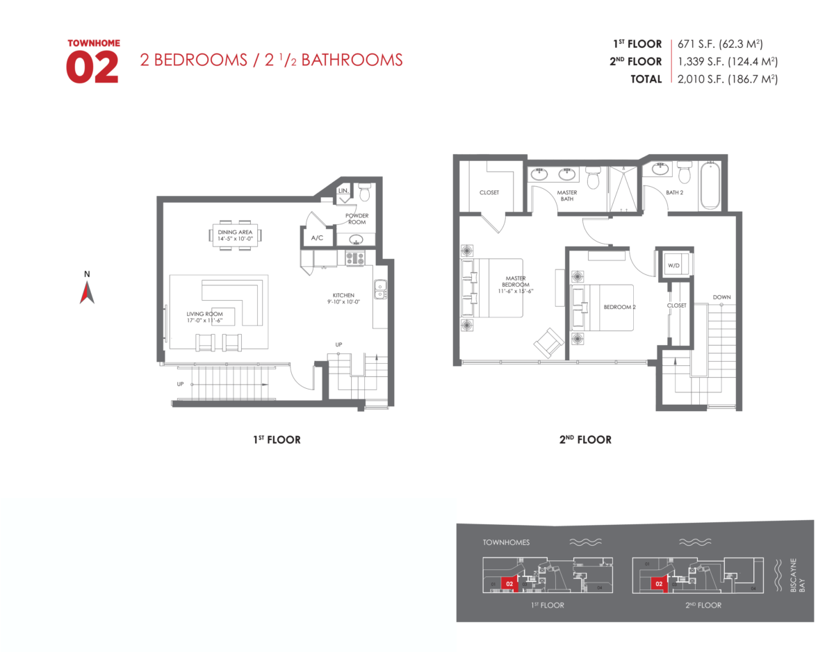 The Crimson Residences - Floorplan 3