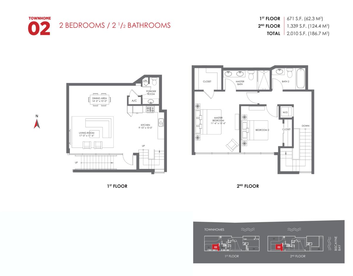 The Crimson Residences - Floorplan 3