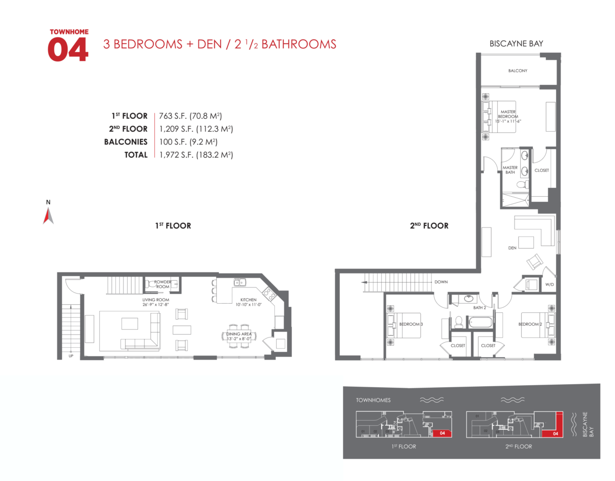 The Crimson Residences - Floorplan 5