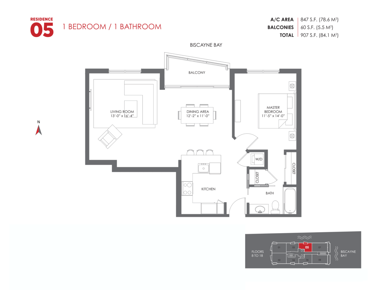 The Crimson Residences - Floorplan 9