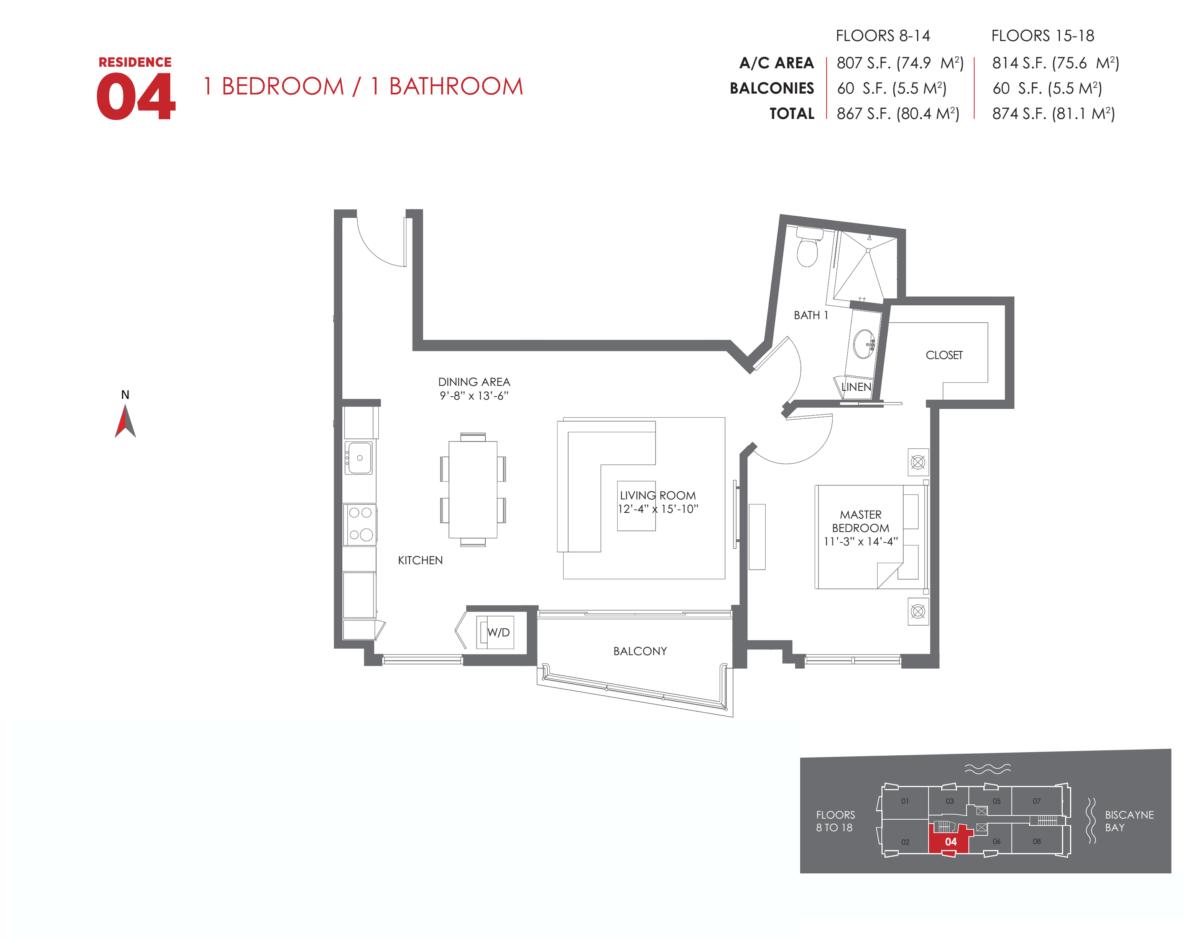 The Crimson Residences - Floorplan 10