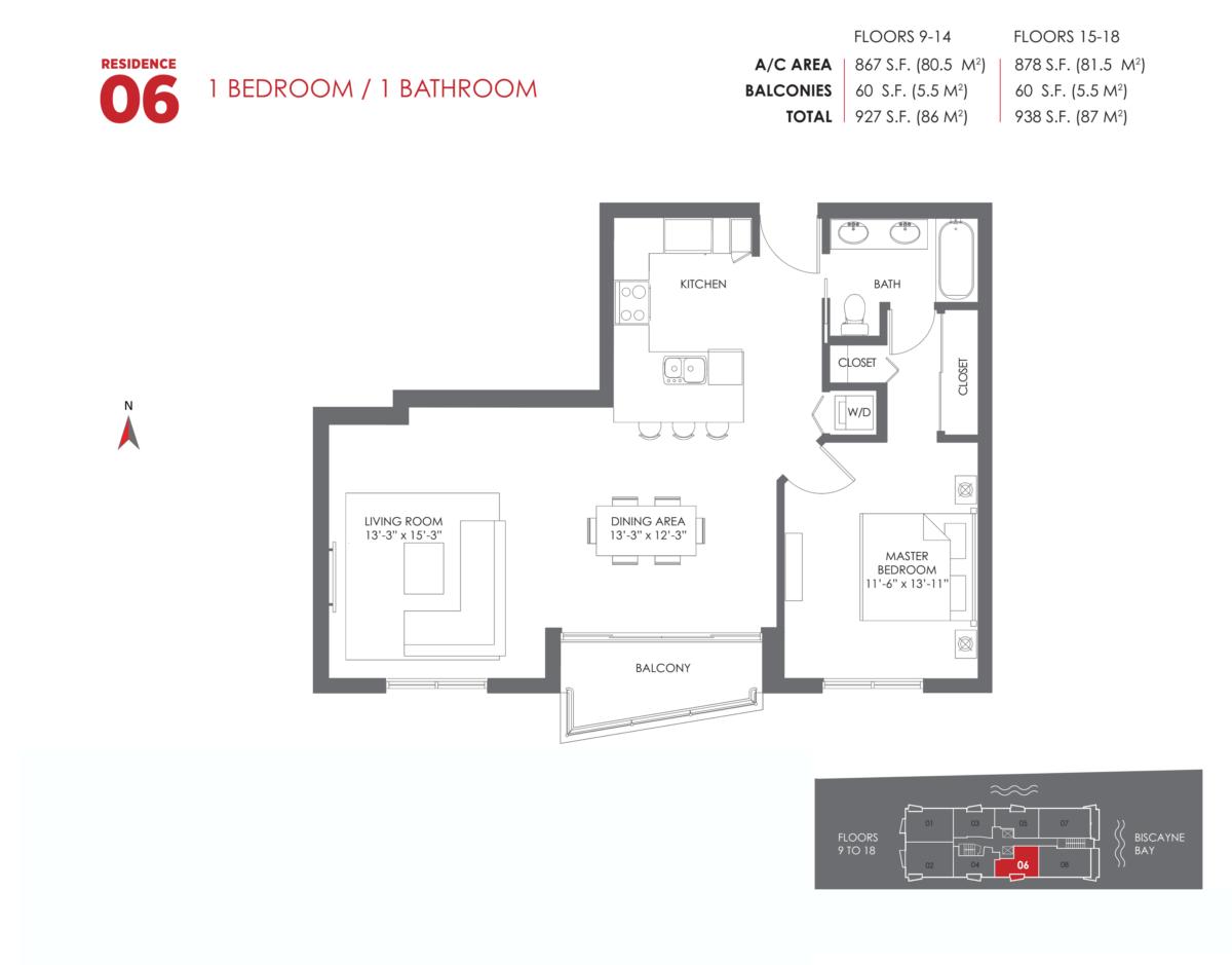 The Crimson Residences - Floorplan 11