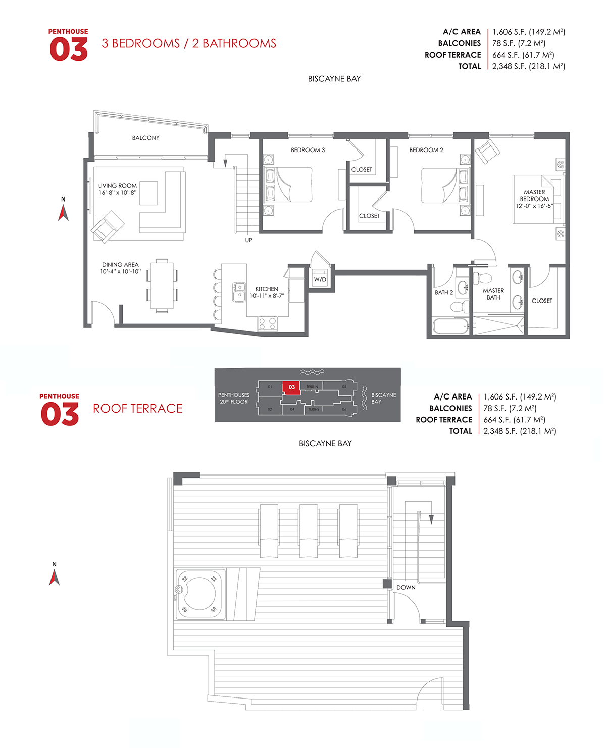 The Crimson Residences - Floorplan 15