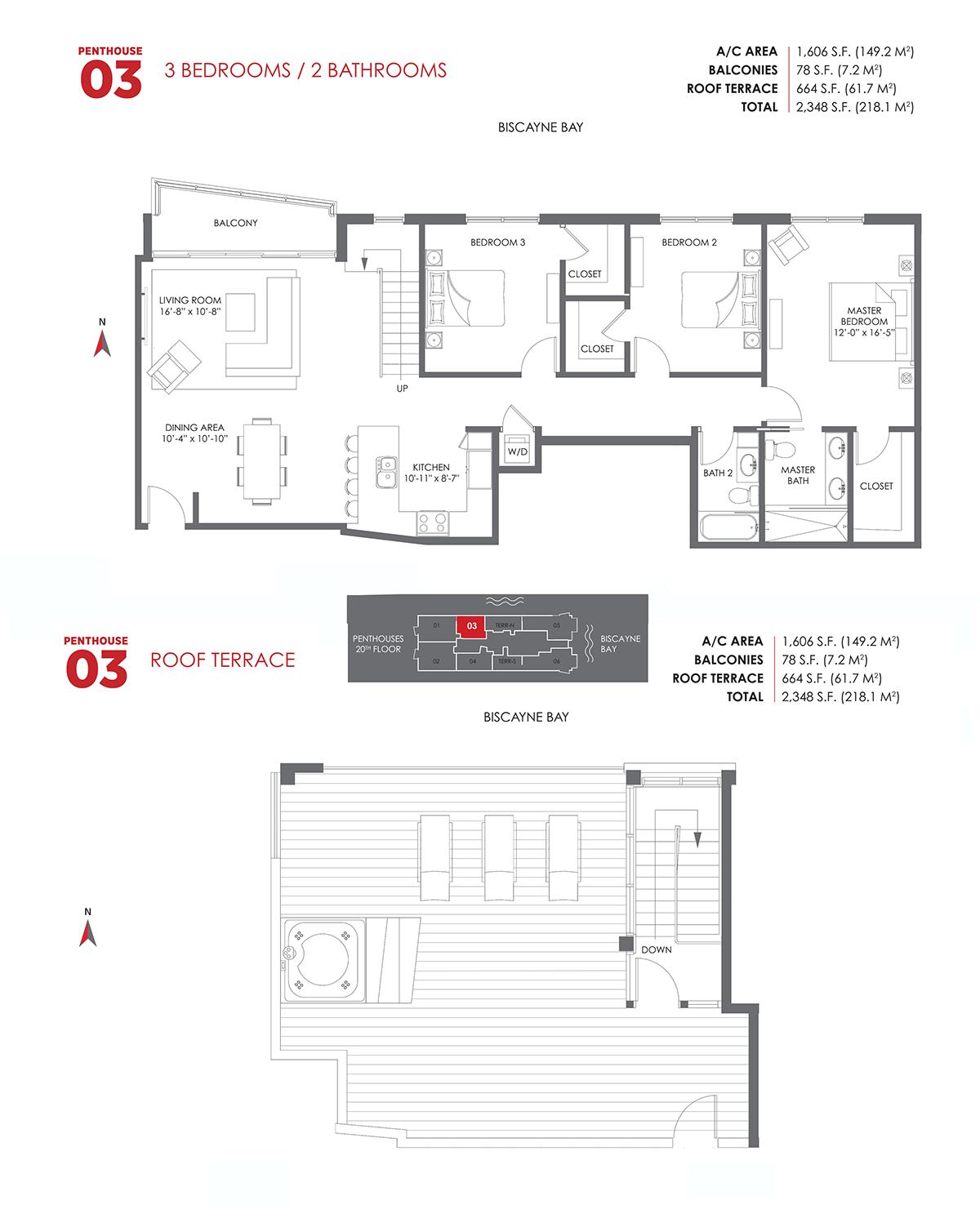 The Crimson Residences - Floorplan 15