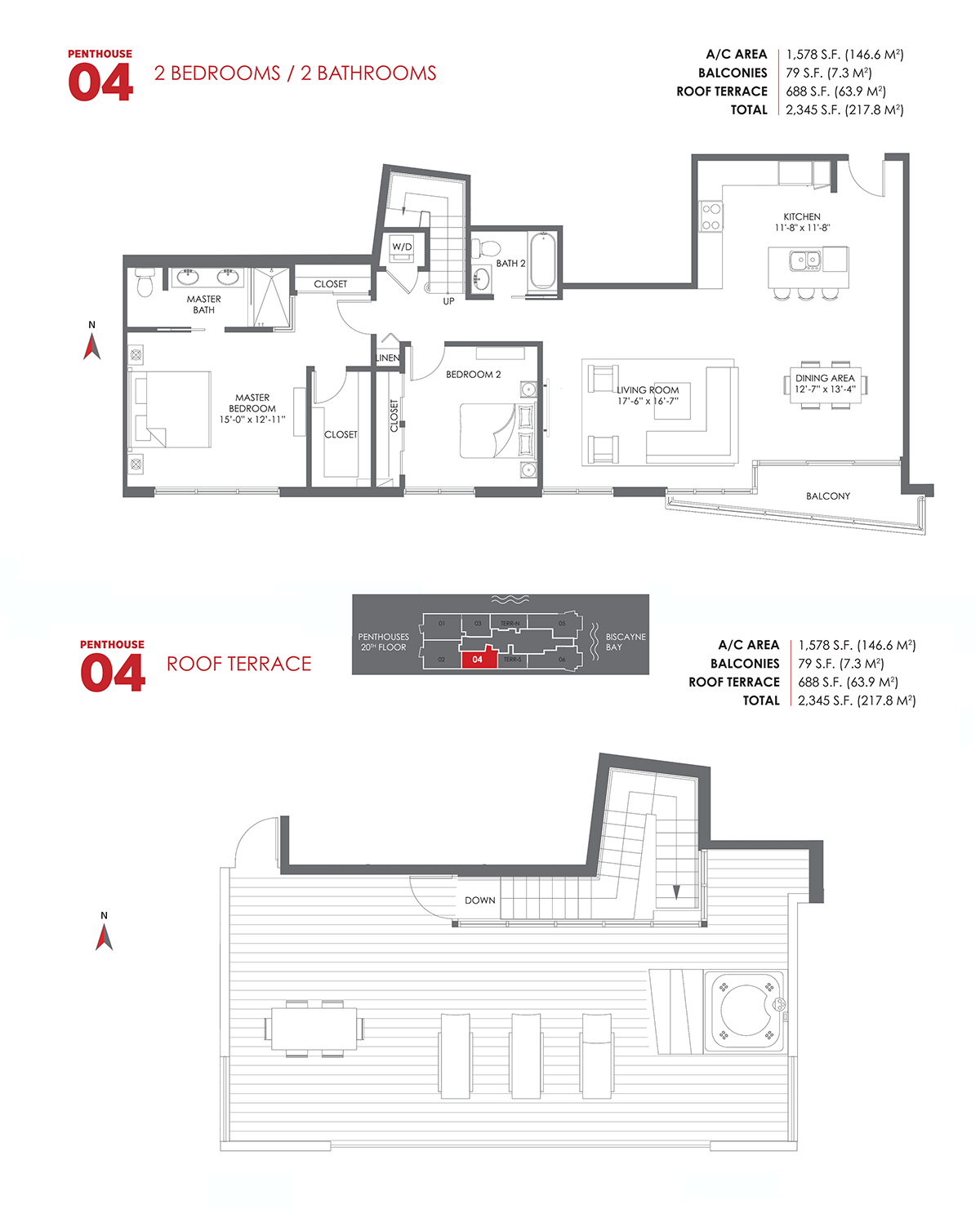 The Crimson Residences - Floorplan 16