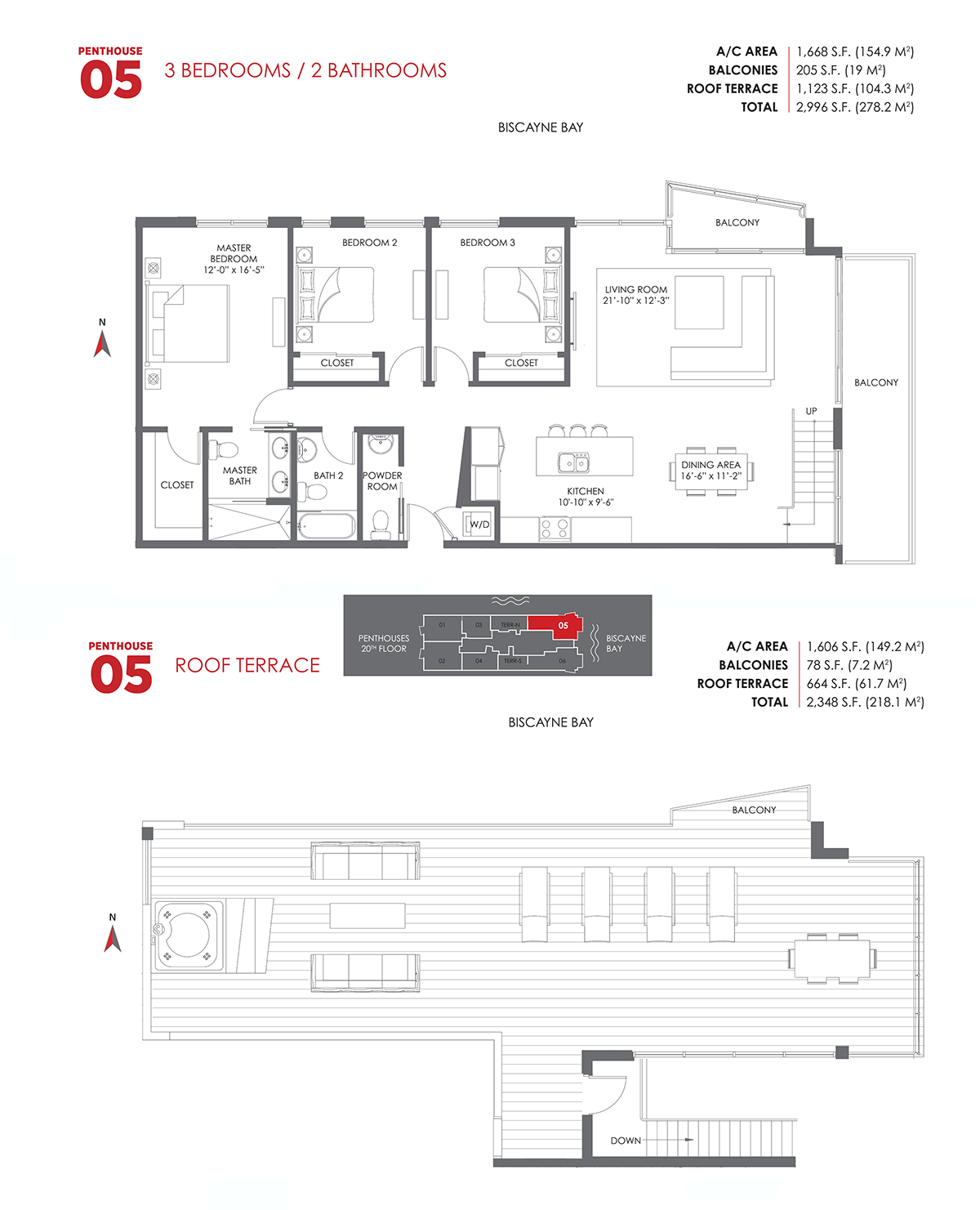 The Crimson Residences - Floorplan 17