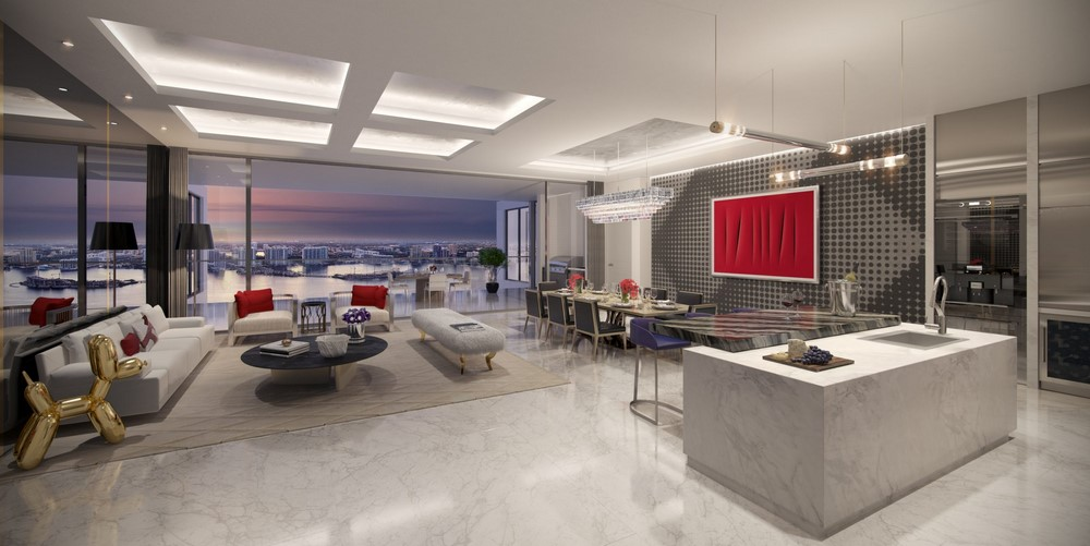 The Estates at Acqualina Sunny Isles Beach