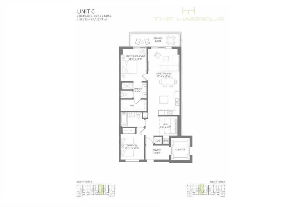 The Harbour - Floorplan 2