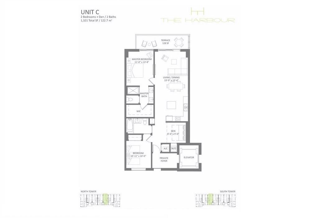 The Harbour - Floorplan 2