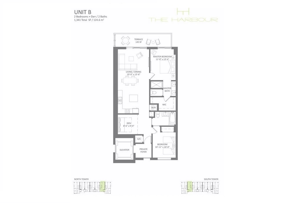 The Harbour - Floorplan 3