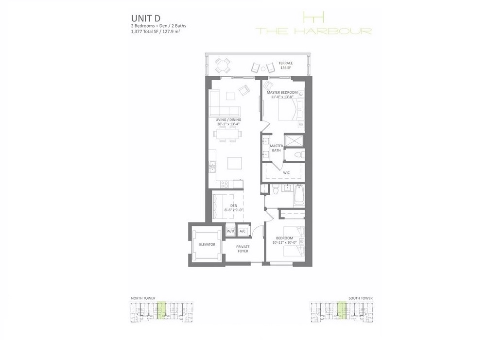 The Harbour - Floorplan 4