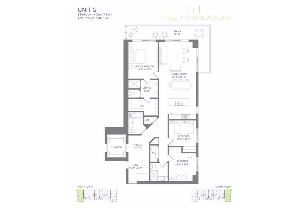 The Harbour - Floorplan 5