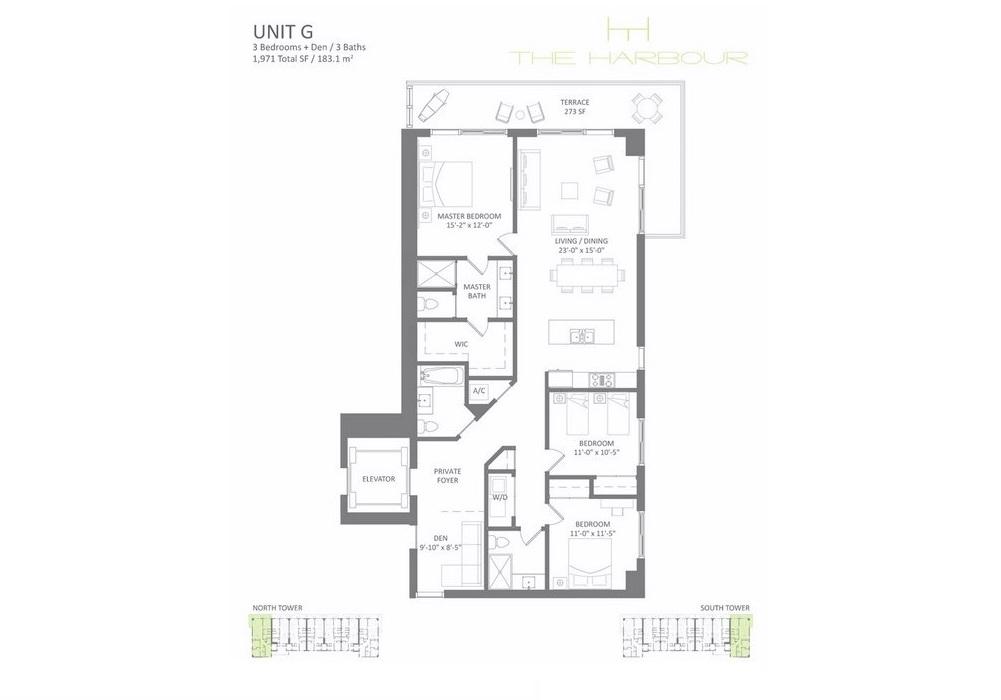 The Harbour - Floorplan 5