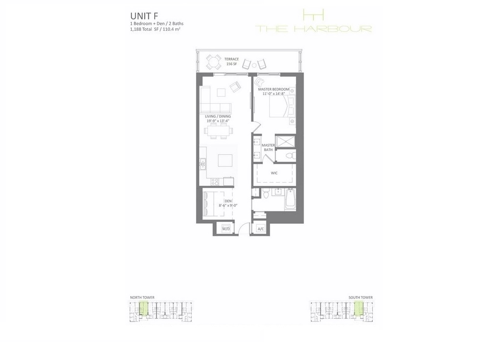 The Harbour - Floorplan 6