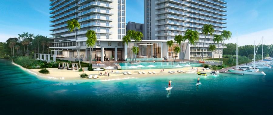 The Harbour North Miami Beach