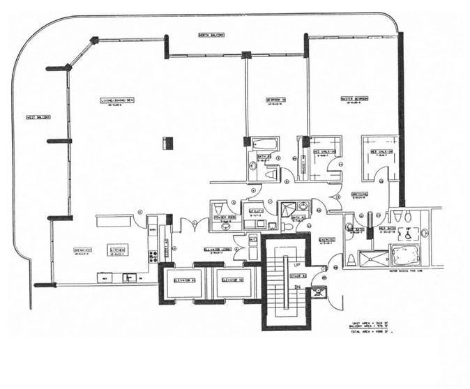 The Palace - Floorplan 2