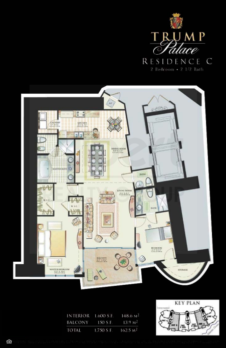 Trump Palace - Floorplan 5