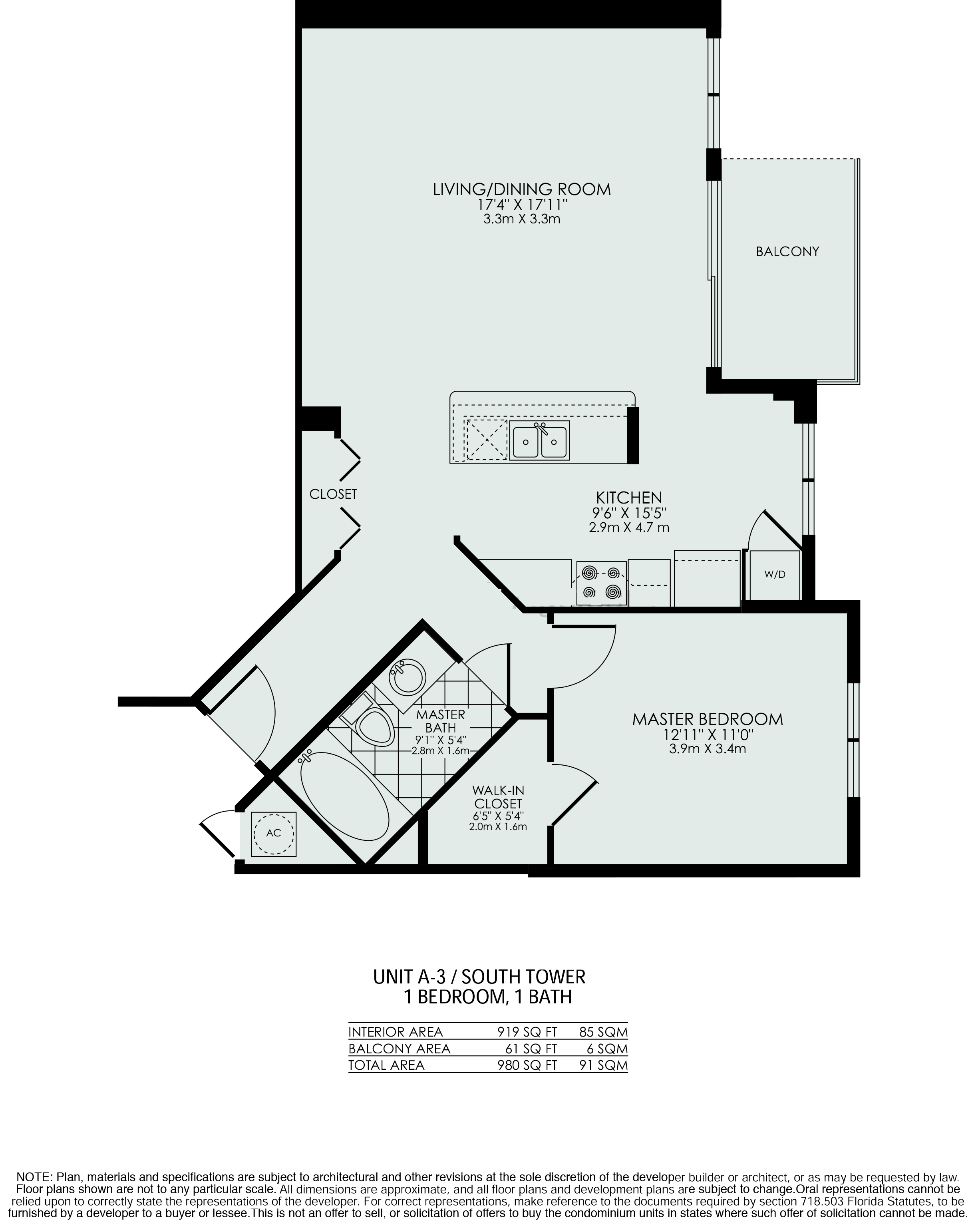Turnberry Village - Floorplan 1
