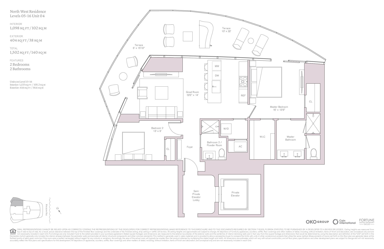UNA Residences - Floorplan 2