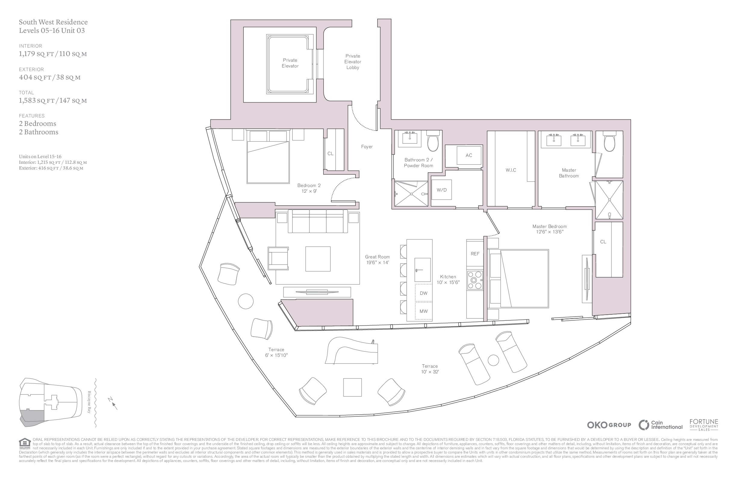 UNA Residences - Floorplan 4