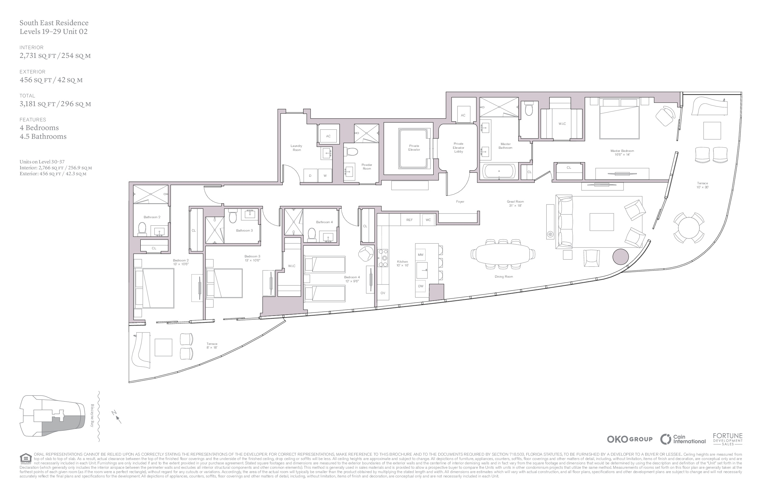 UNA Residences - Floorplan 6