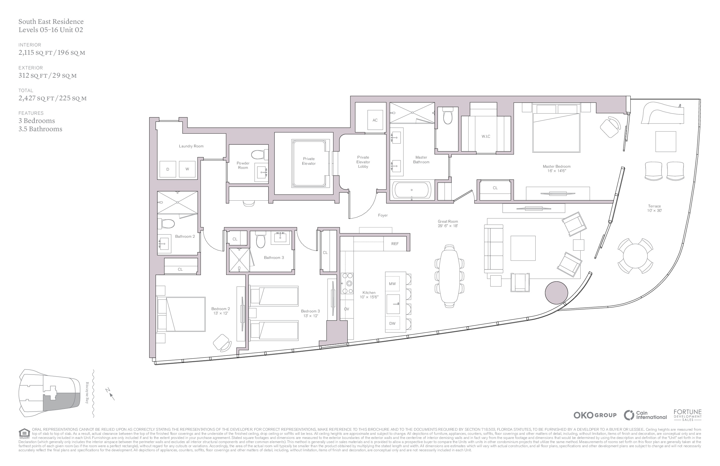 UNA Residences - Floorplan 7