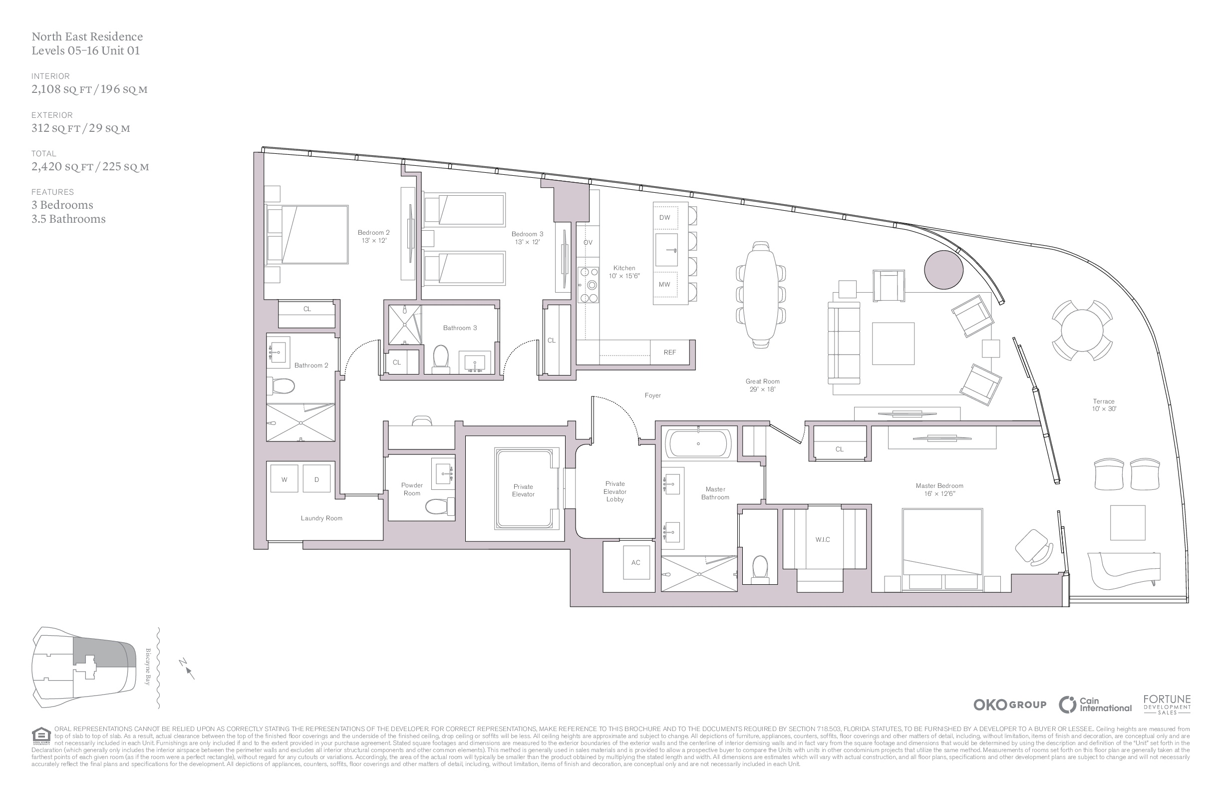UNA Residences - Floorplan 8