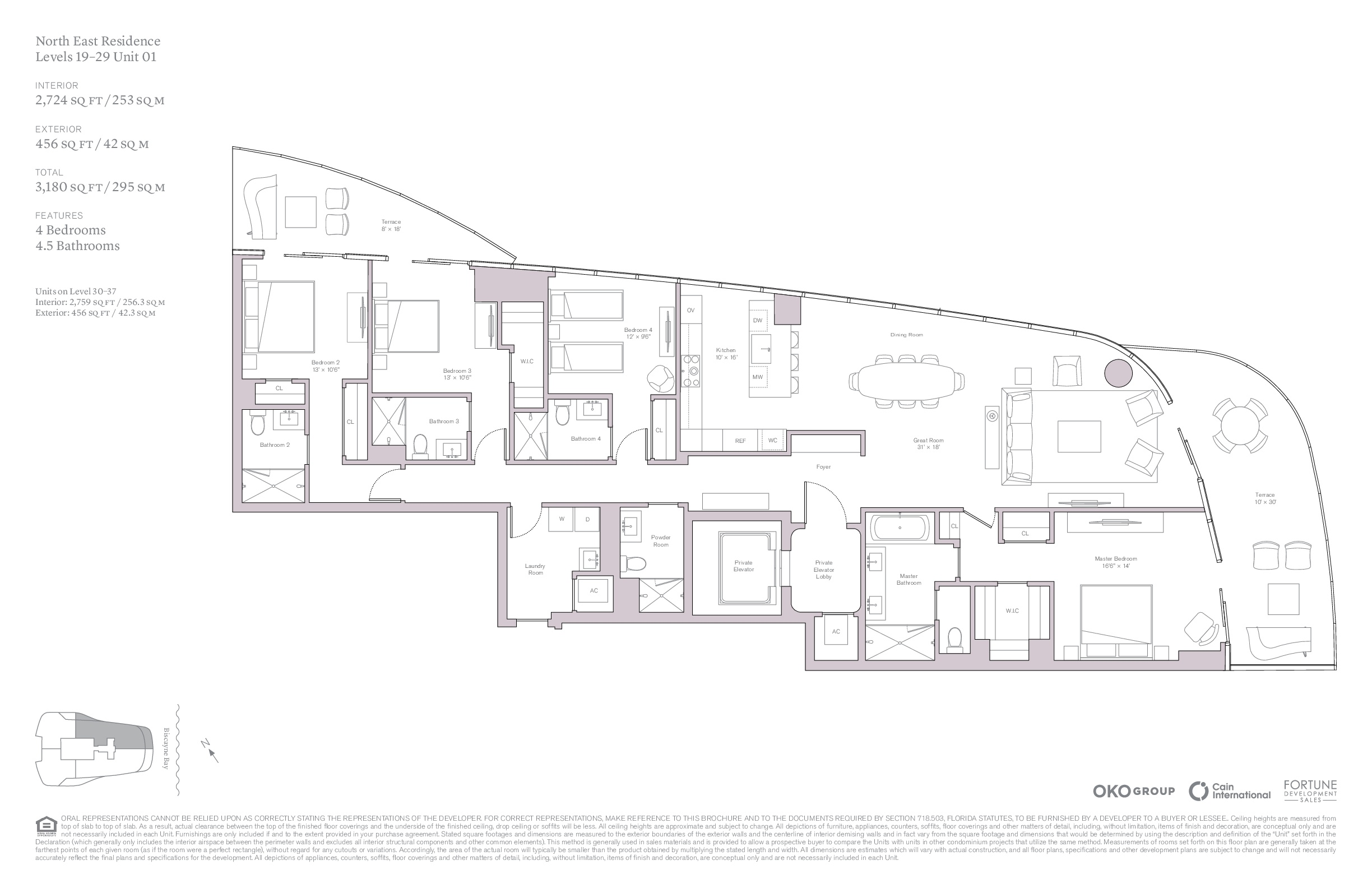 UNA Residences - Floorplan 9