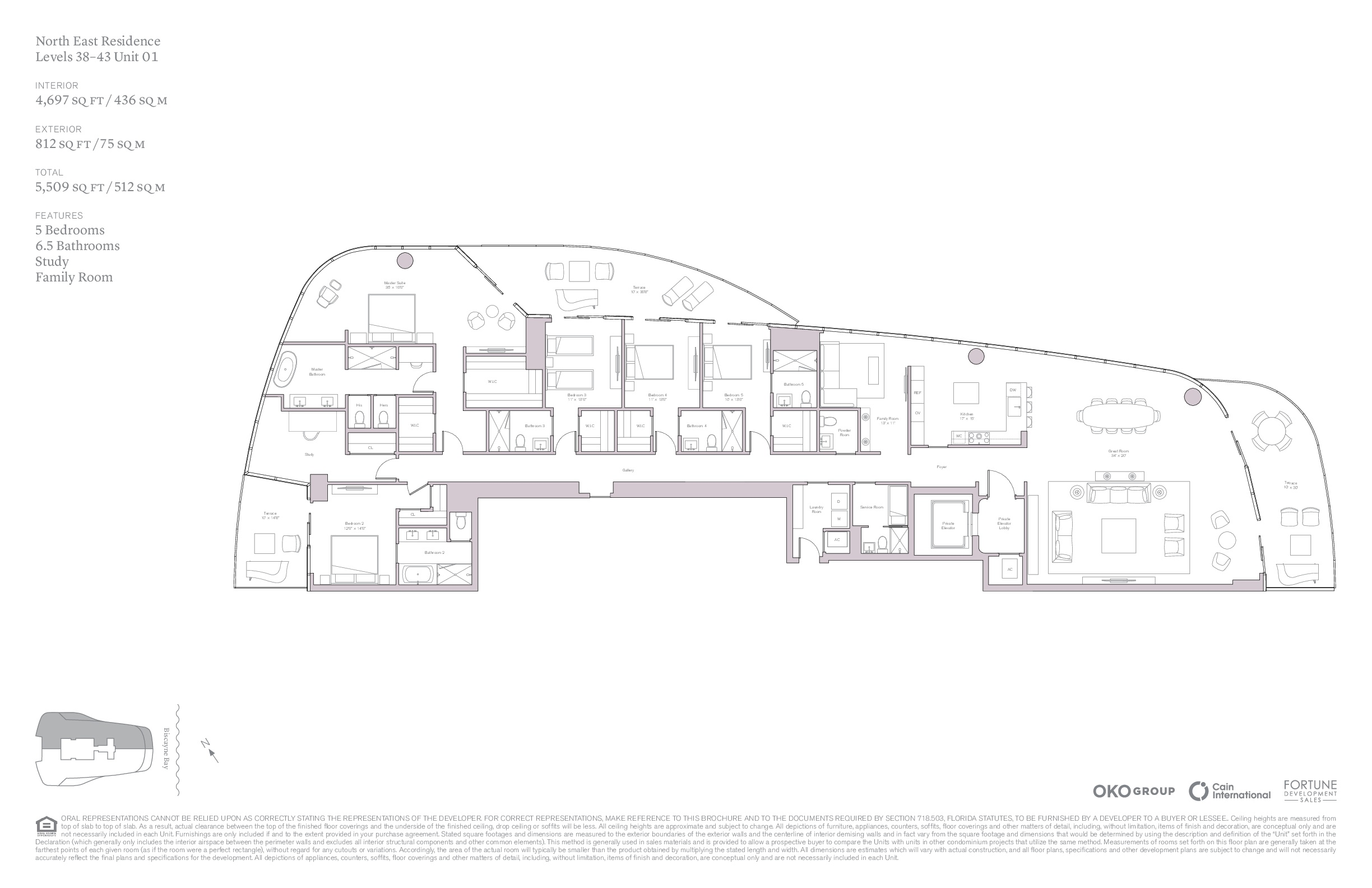 UNA Residences - Floorplan 10