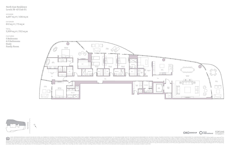 UNA Residences - Floorplan 10