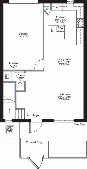 Urbana - 2-Story - Floorplan 6