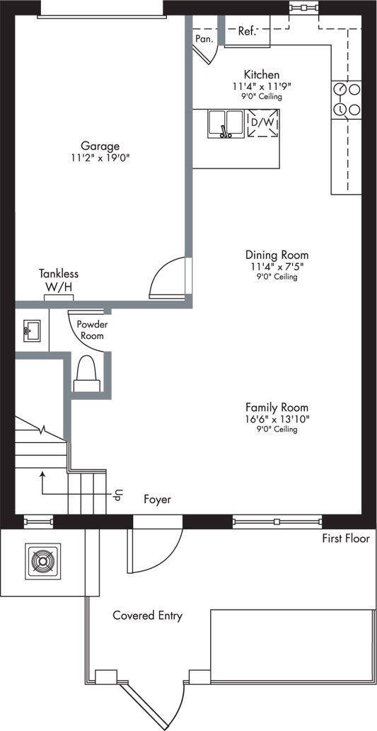 Urbana - 2-Story - Floorplan 7