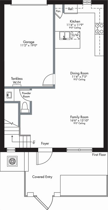 Urbana - 2-Story - Floorplan 9