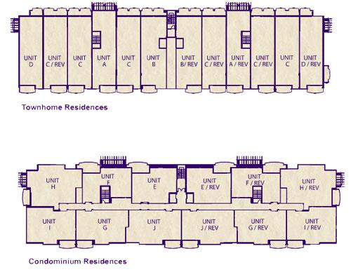 Villa Alhambra - Floorplan 1