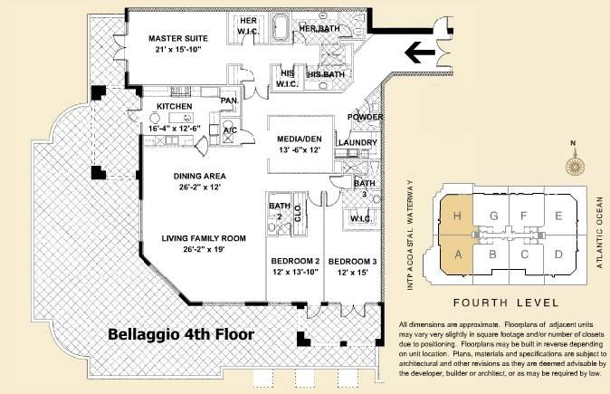 Villas Of Positano - Floorplan 3