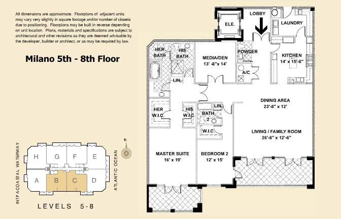 Villas Of Positano - Floorplan 5