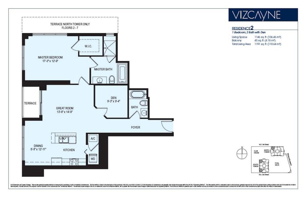 Vizcayne - Floorplan 2