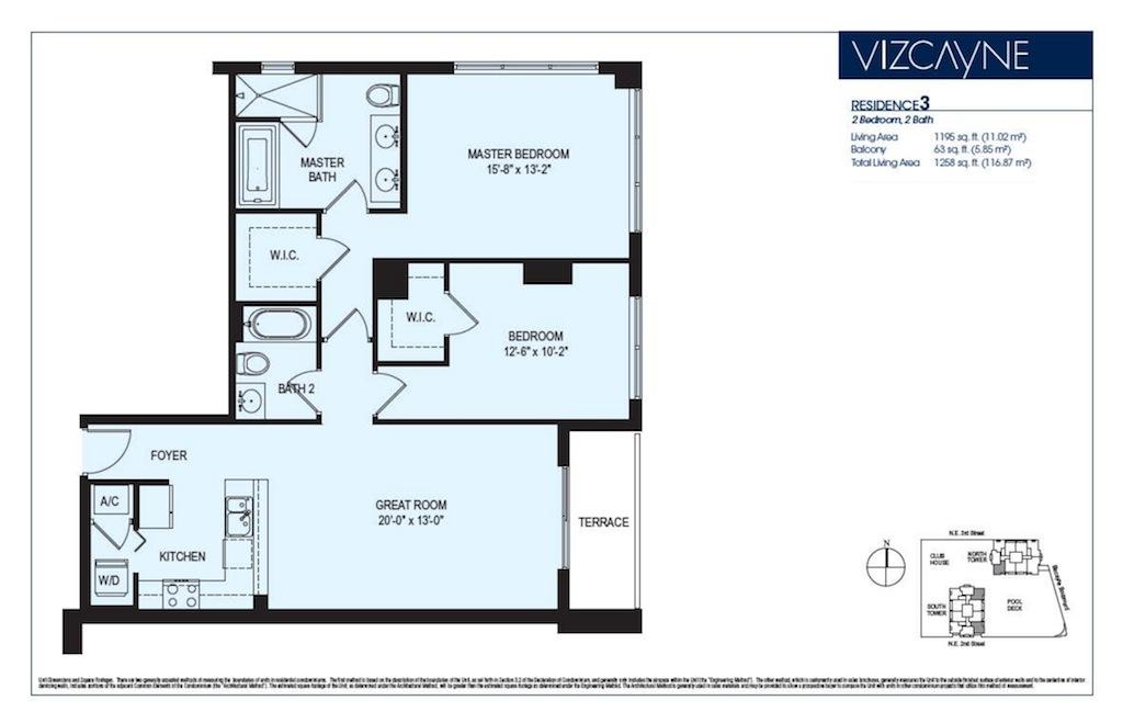 Vizcayne - Floorplan 3