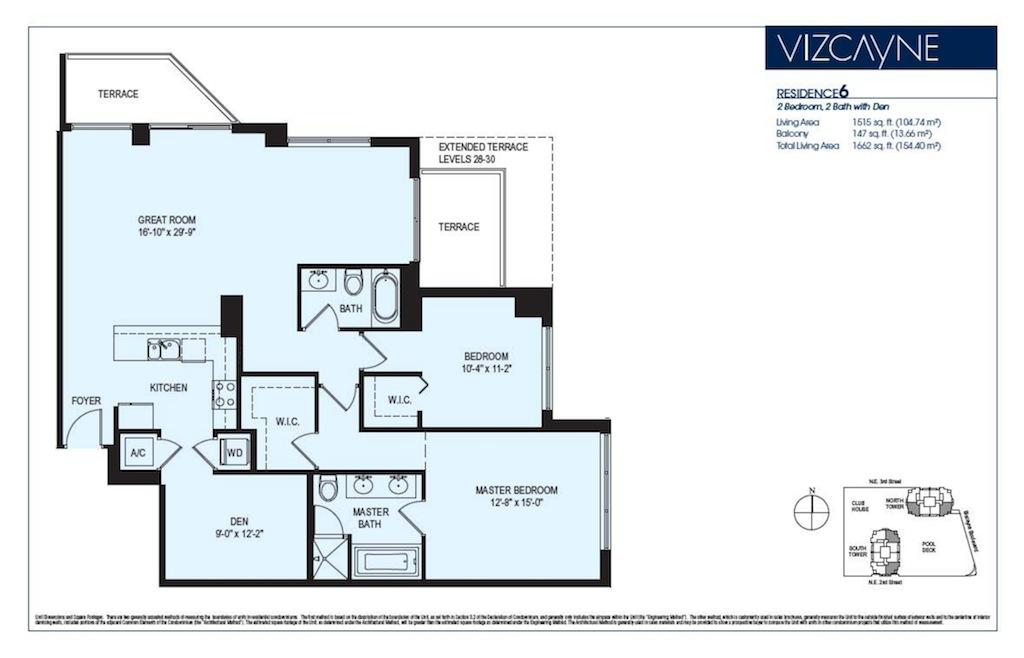 Vizcayne - Floorplan 5