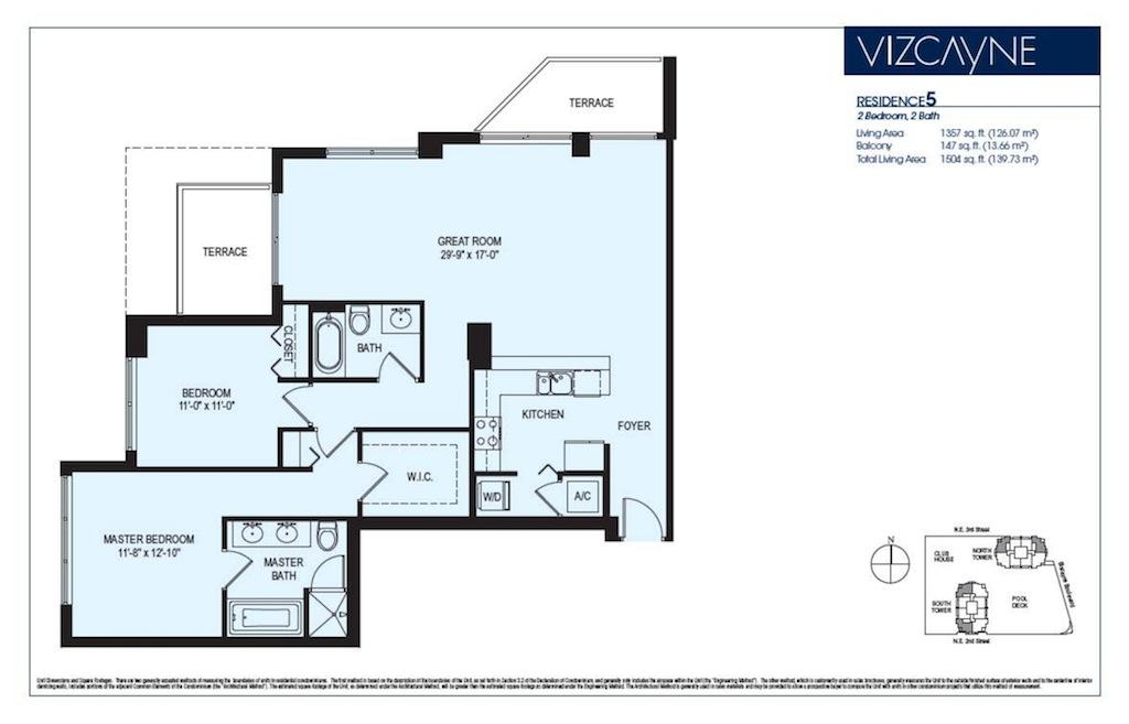 Vizcayne - Floorplan 6