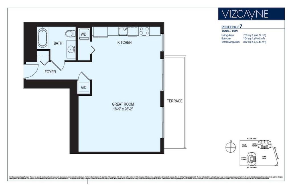Vizcayne - Floorplan 7