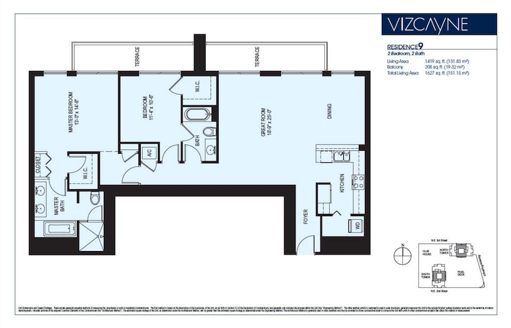 Vizcayne - Floorplan 8