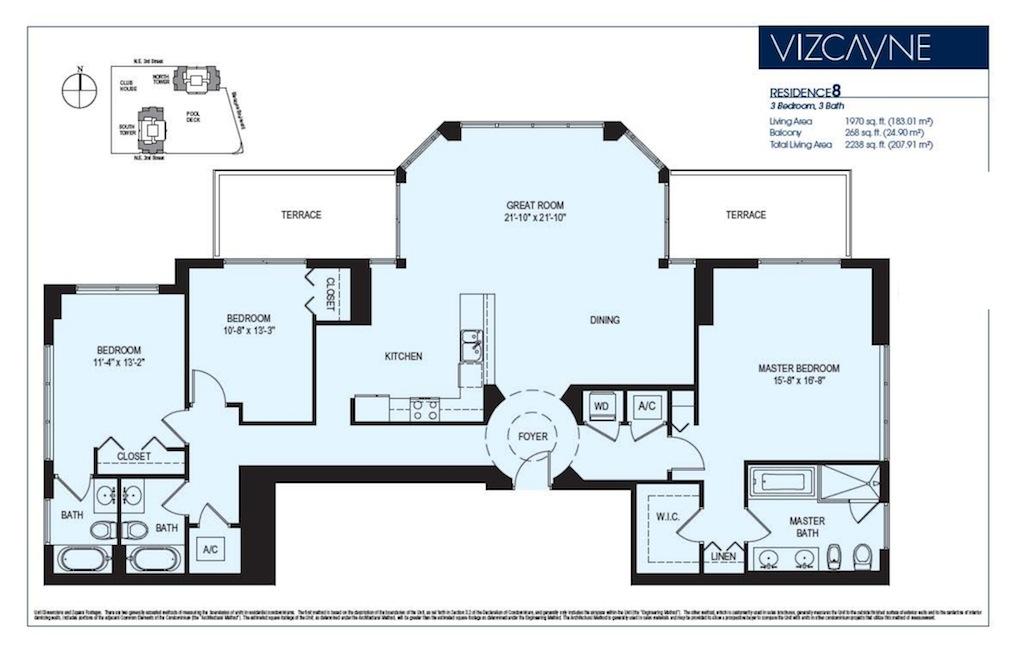 Vizcayne - Floorplan 9