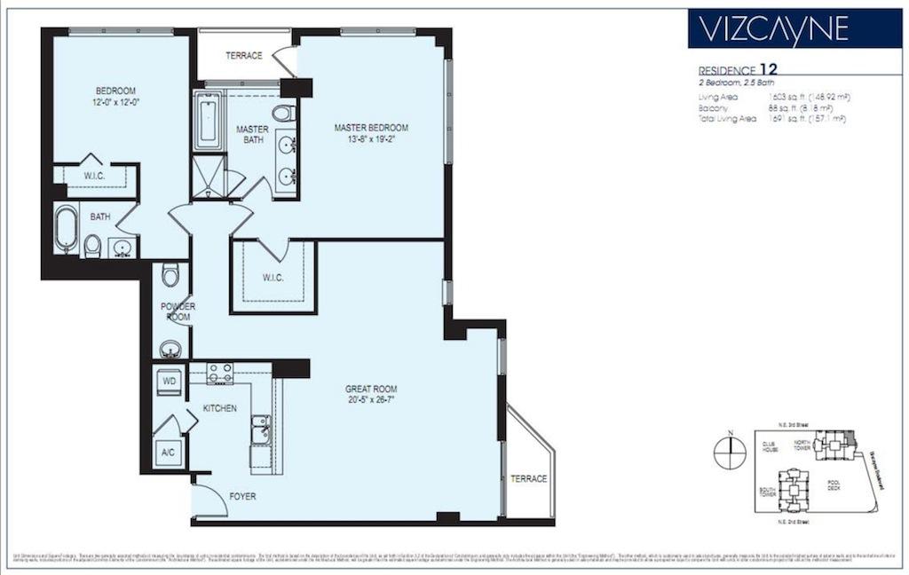 Vizcayne - Floorplan 10