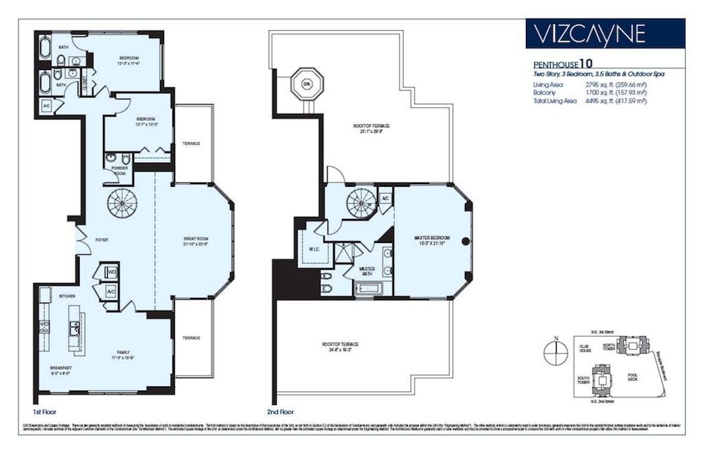 Vizcayne - Floorplan 11