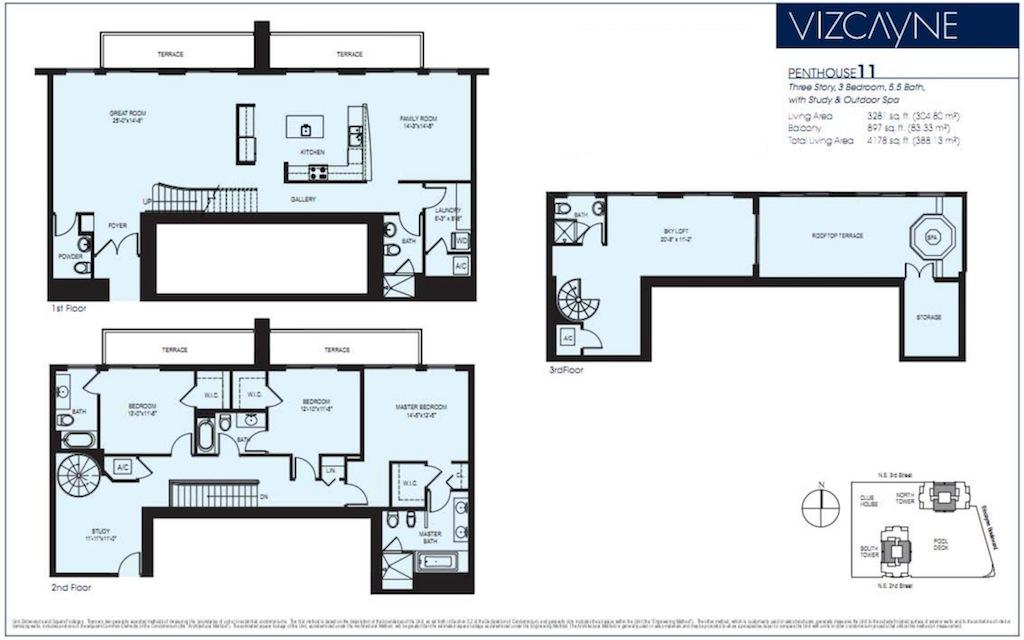Vizcayne - Floorplan 12